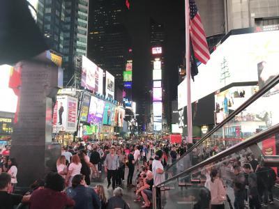 一人旅!【低予算大満喫!完全観光】ガイドブックで紹介されない「ニューヨーク+ナイアガラ」盛り盛り1週間!Day7~8