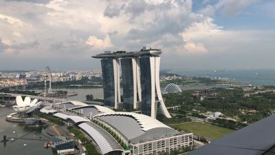 2泊5日シンガポールへの弾丸一人旅
