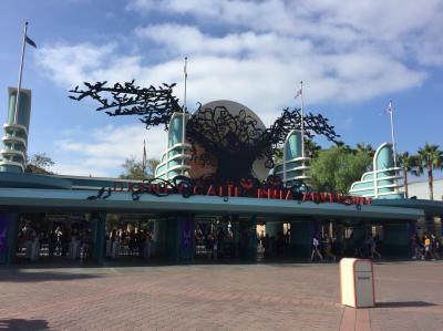 アナハイム&ニューヨーク ディズニーとブロードウェイ満喫の旅 2日目ディズニーカリフォルニアアドベンチャー