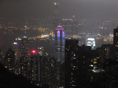 年末年始に約30年ぶりの香港 Vol.3(2日目$100万の夜景ツアー)