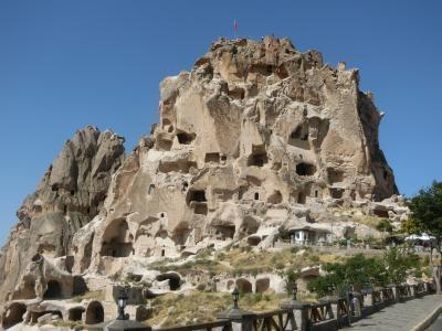 夏のトルコ10日間の旅 ⑫ カッパドキア その3