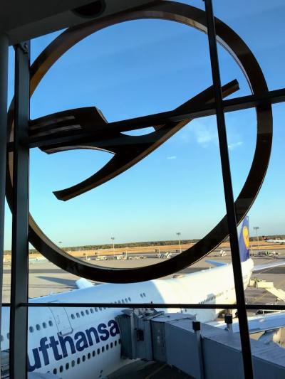〈はじめてのスイス旅行〉1日目:羽田空港からチューリッヒへ