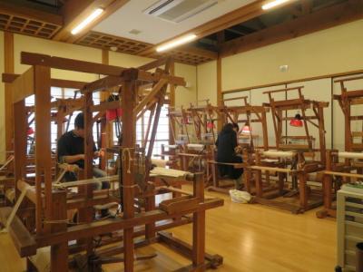 奥会津の昭和村「からむし織の里」を見て桧枝岐村のミニ尾瀬公園に
