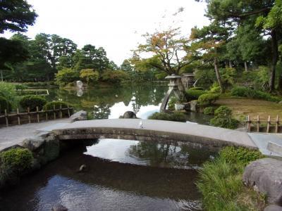 ムロたん、ど~する(◎_◎;)?台風とともに青い翼で行く金沢&加賀温泉の旅