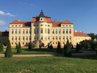 クラクフーポズナンーワルシャワ3都市 仕事&観光  Day 6