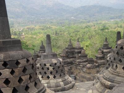 世界三大仏教遺跡制覇と世界遺産の棚田を見たくてインドネシアへ(1)