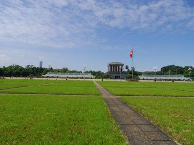【Amazing Vietnam!】初秋のシンガポール&ハノイ[10] ~ホーチミン廟からタンロン遺跡、文廟を巡る~