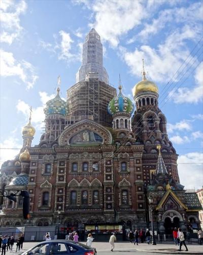 2018年09月ロシア(03) サンクトペテルブルク市内観光