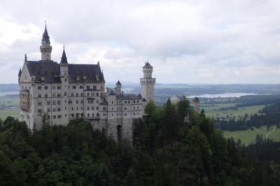 思いがけず音楽旅行となったチェコ・オーストリア・ドイツの旅⑨待ちに待ったノイシュバンシュタイン城ツアー。やっと知っている景色に巡り合った?