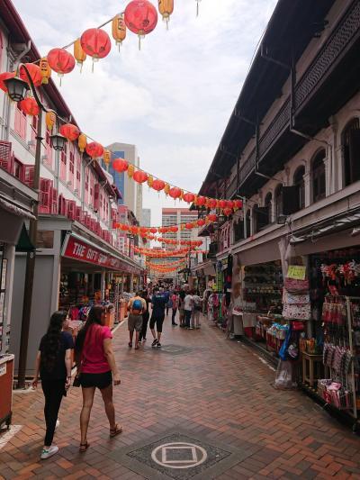 女ひとりシンガポール旅③