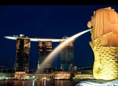 F1観戦とシンガポール観光