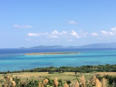小浜島へ。島を歩いて1週してみる。