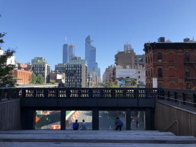 2度目のニューヨーク。10年ぶり!5泊7日 DAY2