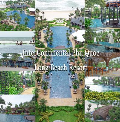 続、フーコック新規オープンホテル宿泊旅3 -インターコンチネンタル フーコック ロング ビーチ リゾート(InterContinental Phu Quoc Long Beach Resort) 朝食・レストラン・プール編-