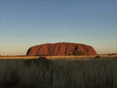 オーストラリア旅行(1)