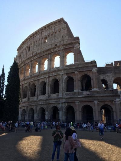 1人で行くヨーロッパ気まま旅② ~古代ローマの魅力に触れる1日~