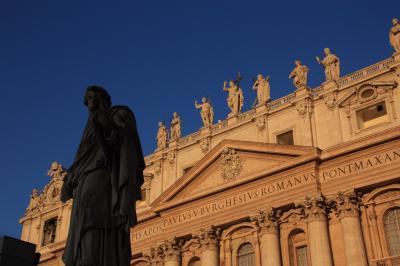 1人で行くヨーロッパ気まま旅③ ~ヴァチカンとローマ近郊の世界遺産を訪ねて~