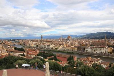 1人で行くヨーロッパ気まま旅④ ~赤屋根の美しい街・フィレンツェ~
