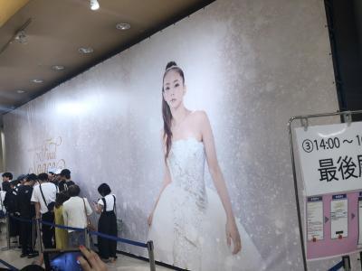 福岡★ 安室ちゃんと食の旅行