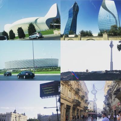 何故ドバイ住民はアゼルバイジャンに旅するのか EIDホリデイに行ってみた