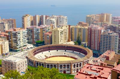 地中海沿岸アンダルシア随一の国際港町  〈マラガの街へ行く!〉その4