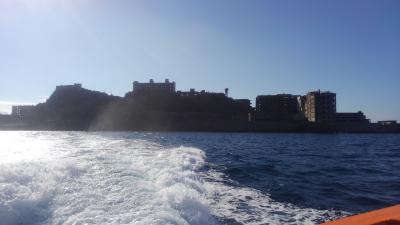 初めての長崎・念願の軍艦島に行く女子旅①