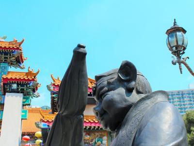 夏香港♪インフィニティプールとグルメと祈りとホテルステイ【3泊4日ダイジェスト】