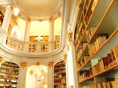 欲張り5ヶ国 美しい図書館と周辺のかわいい街めぐり 【11】 ワイマールとアンナ・アマーリア図書館