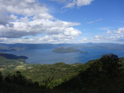 北海道ドライブⅦ  洞爺湖