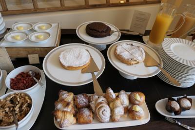 美しき南イタリア旅行♪ Vol.266(第9日)☆Ostuni:高級ホテル「La Sommita Relais」素敵な朝食♪