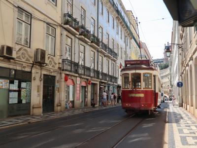 歩き過ぎちゃってごめんなさい。ポルトガル歩き倒しの旅 Part1 リスボン到着の巻
