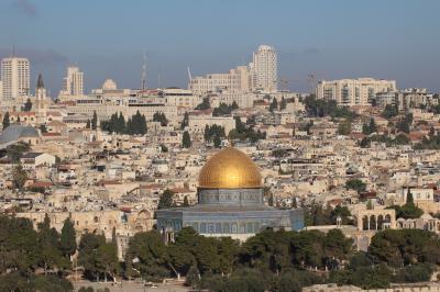中東④エルサレム in イスラエル