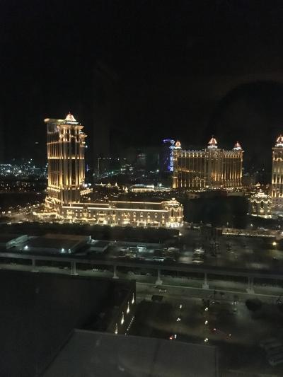 3歳 子連れ マカオ香港の旅 with じぃじ 1日目