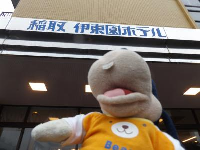 グーちゃん、秋の本合宿で伊豆稲取へ行く!(雨の合宿の行き着く先は・・・。編)