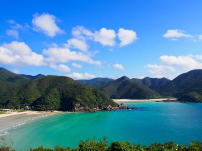 五島列島 絶景を巡る周遊旅(福江島→中通島→小値賀島) 1~2日目