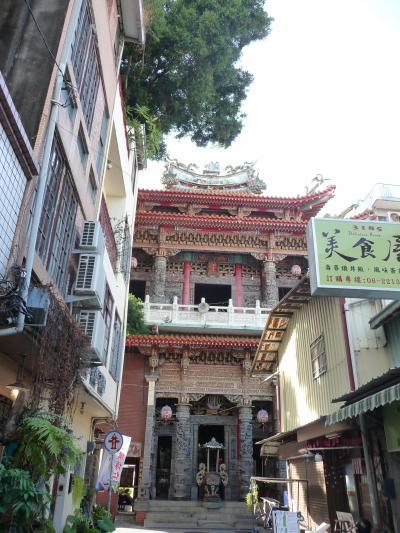 2018 10 台湾 市バスで廻る旅④ 台南 新化老街 林百貨 安平老街 神農街