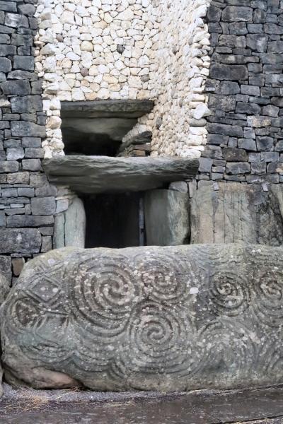アイルランド旅行10日間(ニューグレンジとタラの丘日帰りツアー参加)