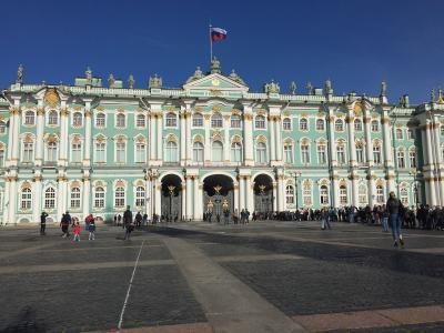 サンクトペテルブルクを歩く3日間