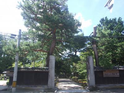 新潟県内に多く残る豪農の館、うち新潟沢海の「伊藤邸」、そして関川村「渡邊邸」を訪ねます!