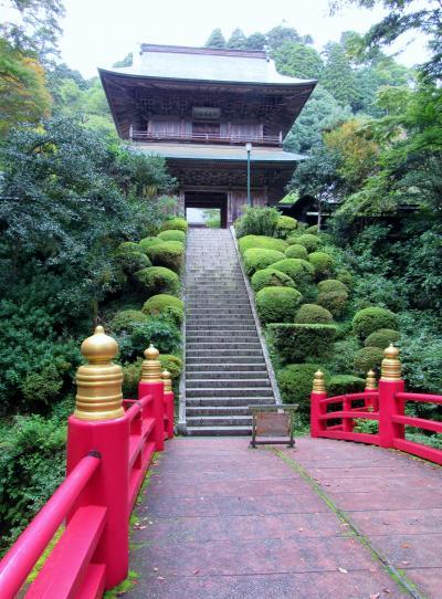 吉永小百合 さんがCM出演された「大人の休日倶楽部」旧黒羽町雲巌寺を歩く。