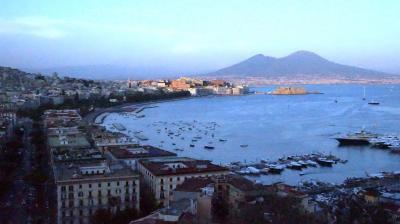 ポンペイ編 夏の最盛期に行くヨーロッパ (4)イタリア