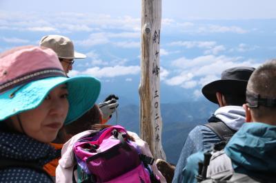 ブララブコー 「誰でも気軽に3000m級の世界へ!乗鞍岳(剣ヶ峰)登山~3026m~」