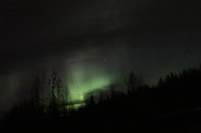 Northern Light Trip @Fairbanks 2017