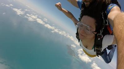 2017年9月オーストラリア ケアンズへ4泊6日の旅(2)飛んで潜って