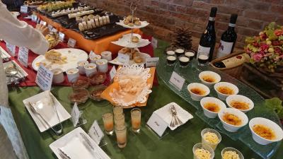 国指定重要文化財になっている牛久シャトーで、デザートビュッフェを堪能!