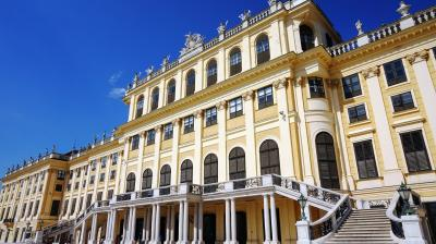 オーストリア・ウィーン1日目 夏の最盛期に行くヨーロッパ(10)
