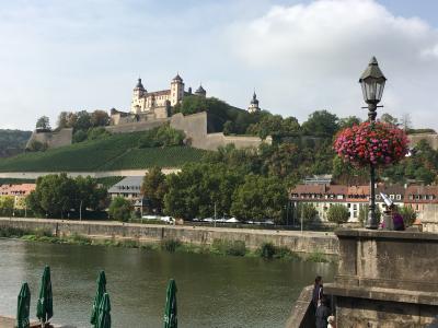 ドイツ・中欧 3,300kmドライブの旅 2日目 (ヴュルツブルク、ローテンブルク、ニュルンベルク)