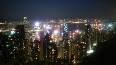 週末アジア、香港・マカオ2泊3日ひとり旅 Part1