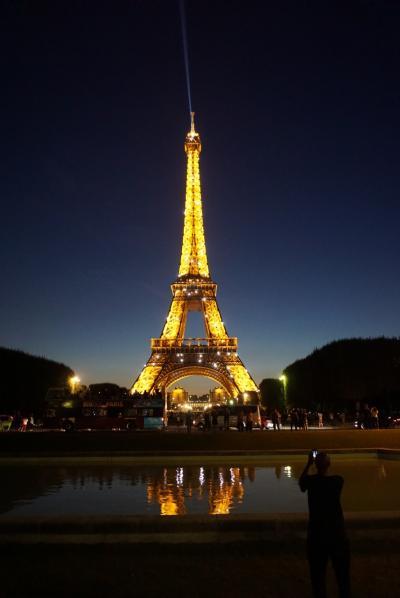 フランス欲張り母娘旅③(パリ編)