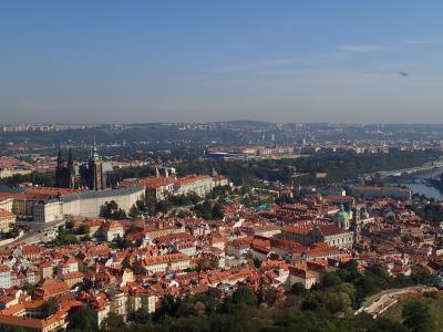 中欧4ヵ国一人旅2018 ③プラハ散策